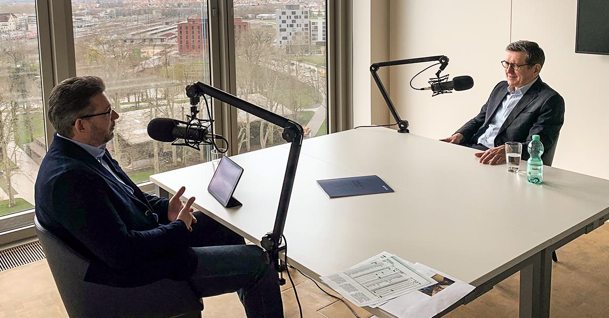 Die Vision des Bildungscampus Heilbronn als Benchmark für ein lebenslanges Lernen ZZPodcast // #04