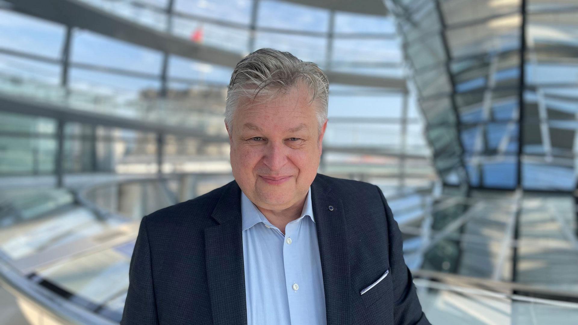 Politik schafft Zukunft // im Gespräch mit Michael Link, Mitglied des Deutschen Bundestags // ZZPodcast #20